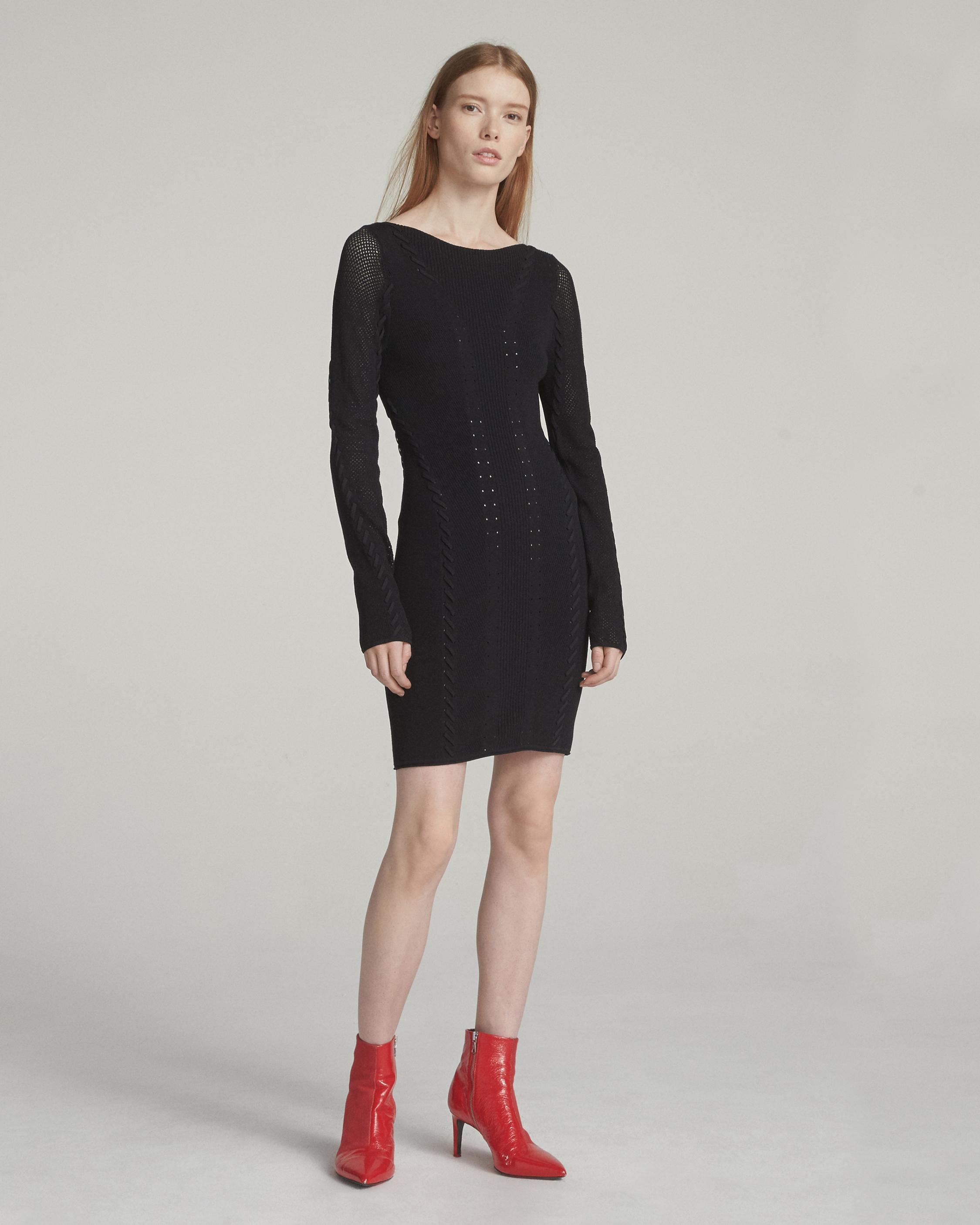 Best Place To Buy Rag & Bone Mesh Mini Dress Outlet With Paypal Order Popular Online Shop For Online Outlet Enjoy CrVEdFfJd