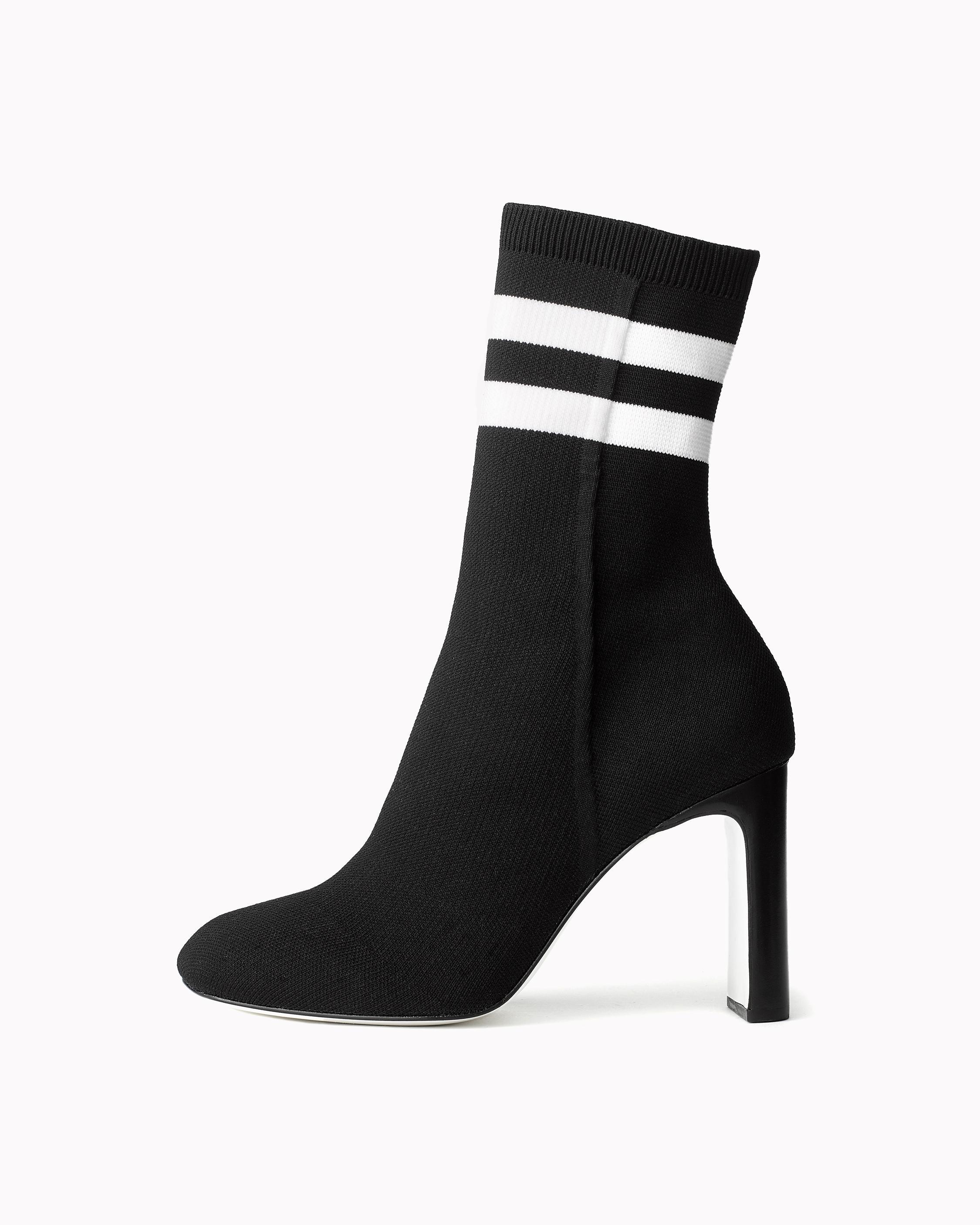 RAG&BONE Women's Ellis Sock Knit Boot sjpVATX6Ib