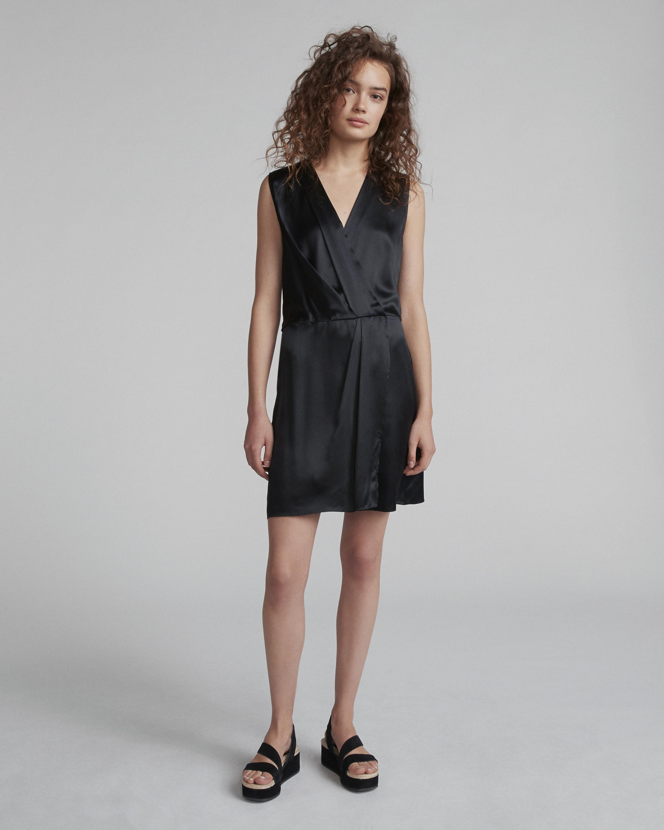 735096c769614a Sleeveless Victor Dress | Women Dresses & Skirts | rag & bone