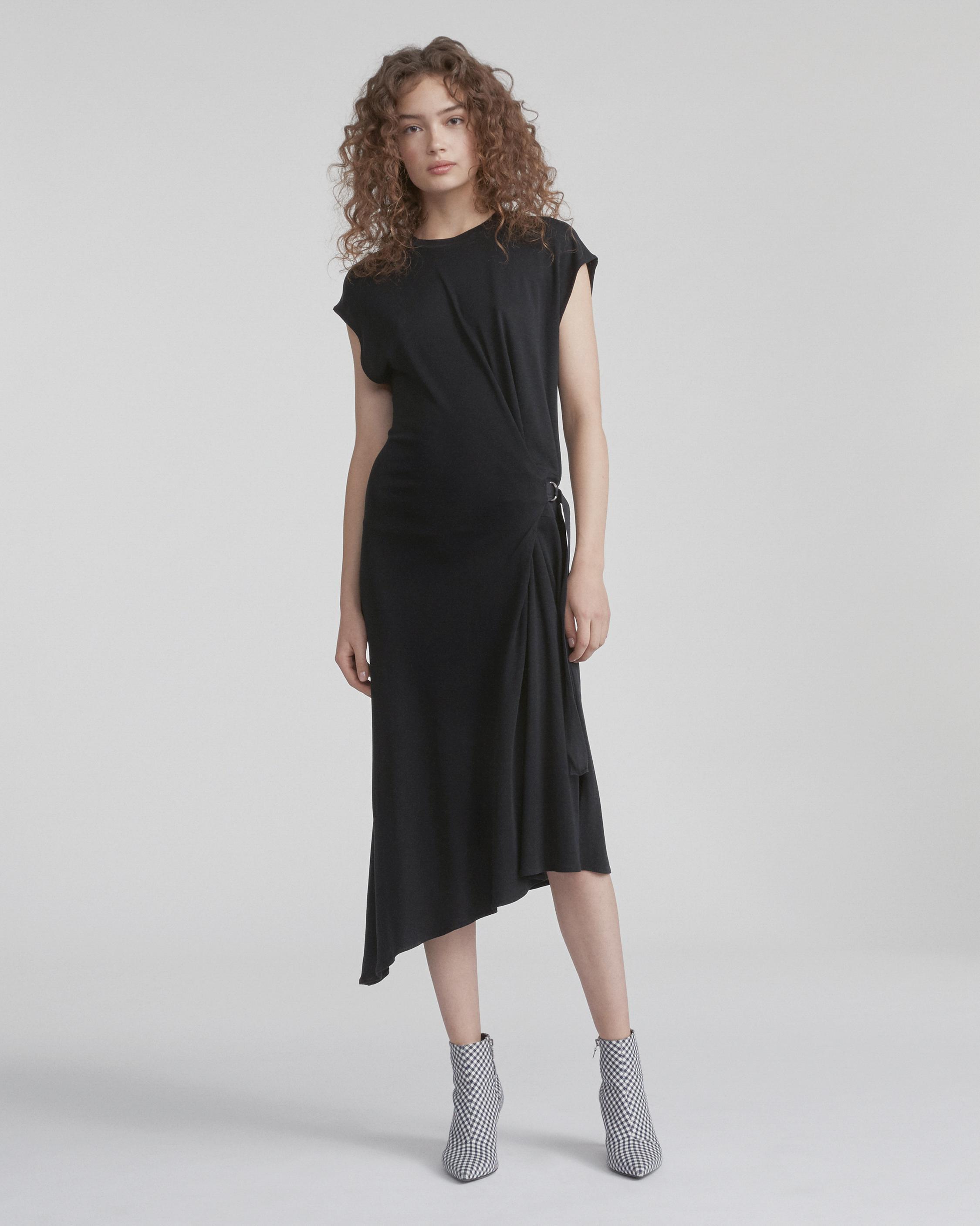Black Ophelia Dress Rag & Bone TJxDOx8S