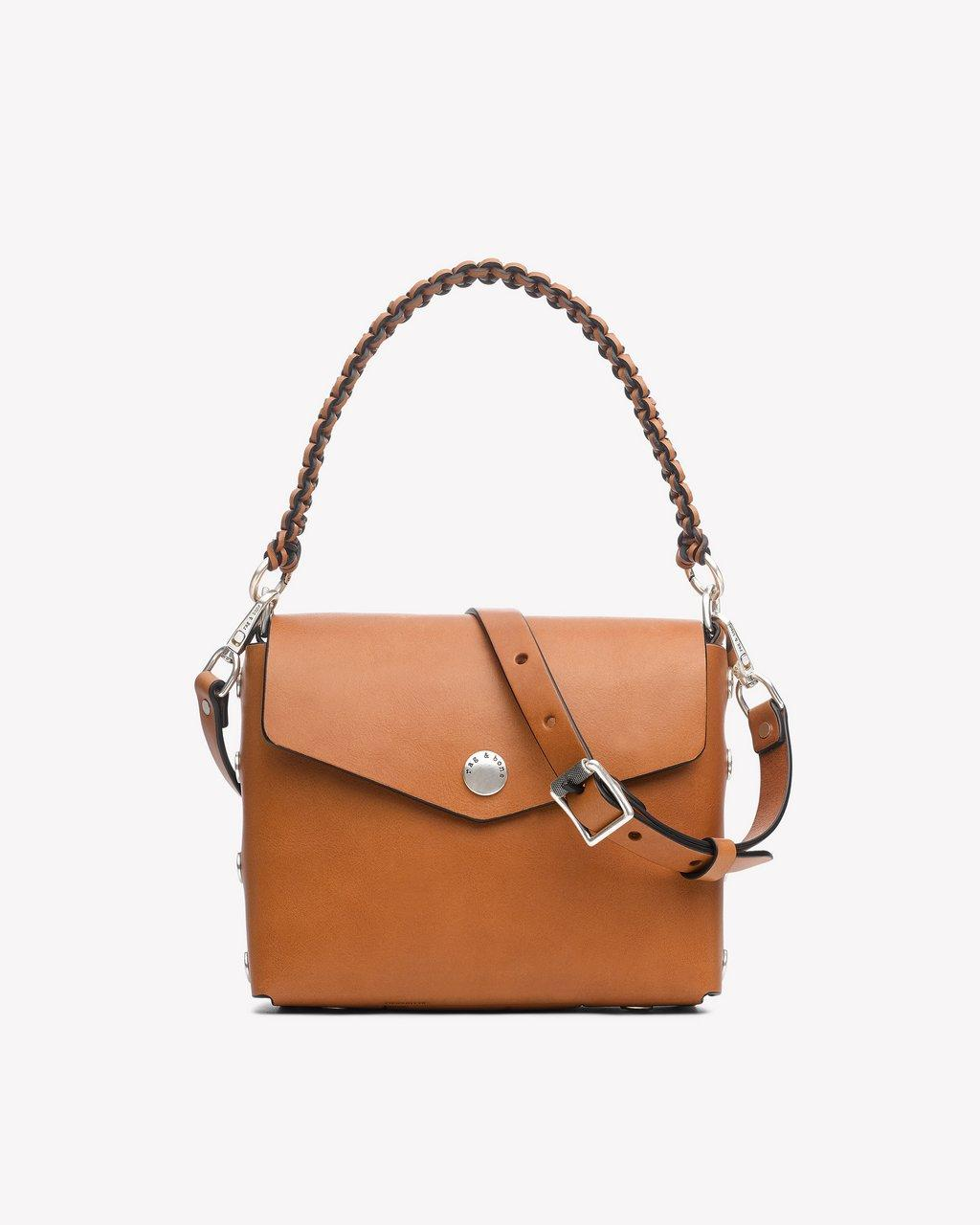 Atlas Shoulder Bag - Leather