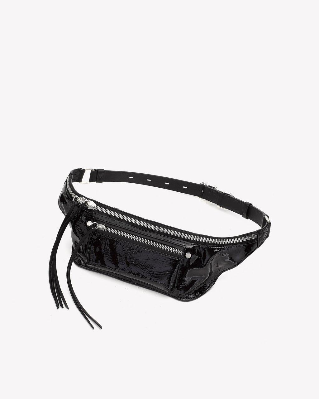 Elliot Fanny Pack - Patent Leather