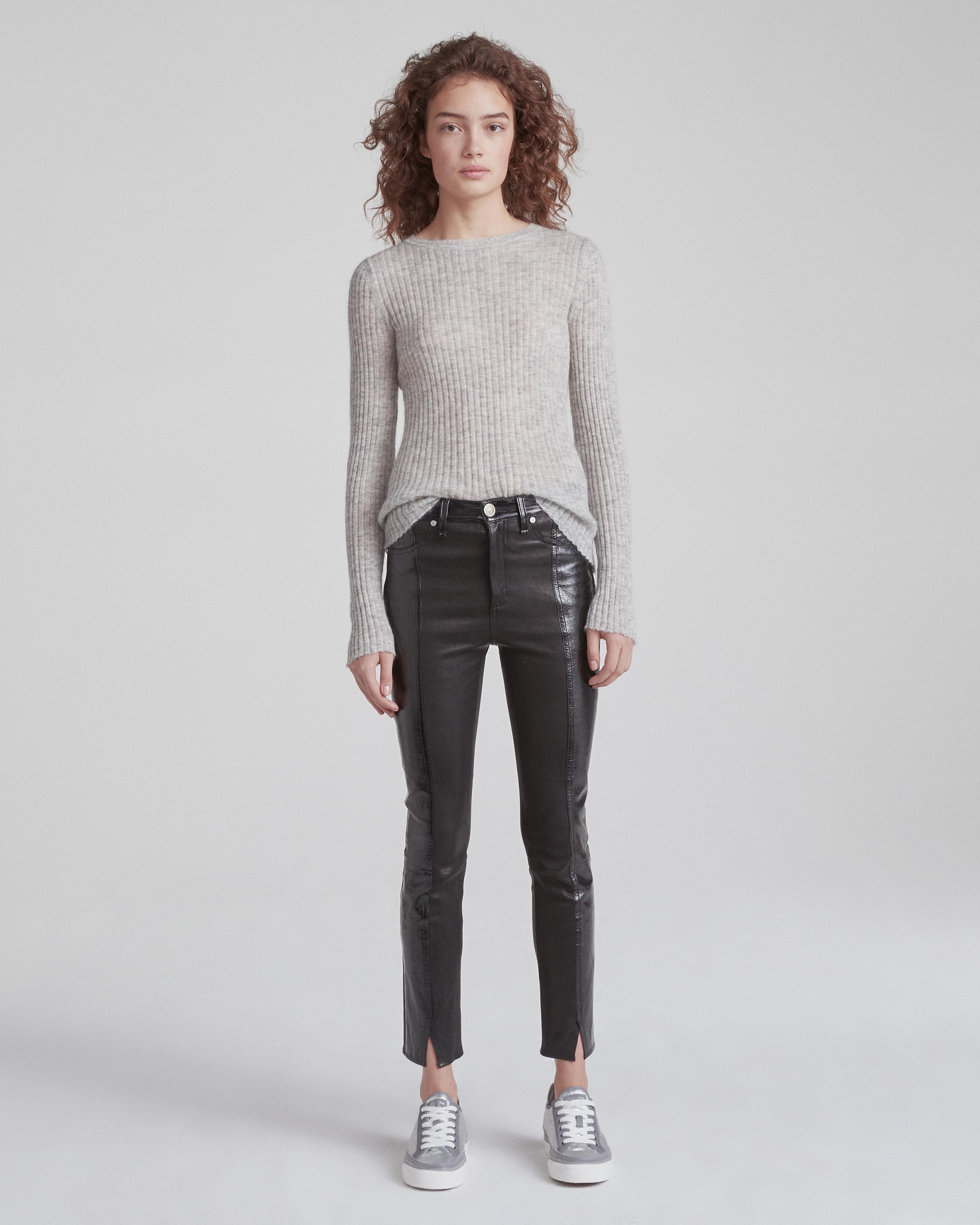 1785a0eb2f8af Evelyn Leather Pant | Women Bottoms | rag & bone