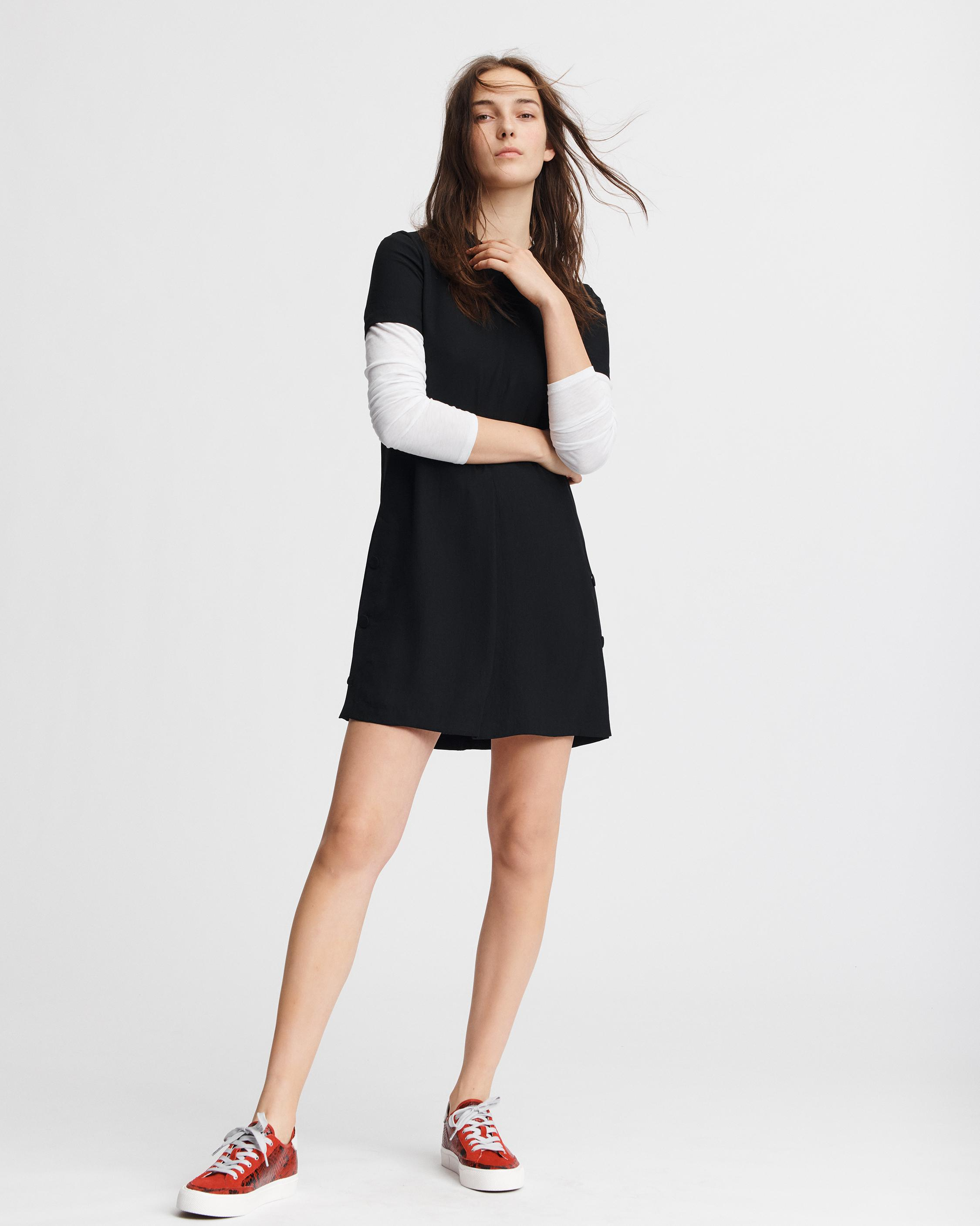 AIDEN TEE SHIRT DRESS