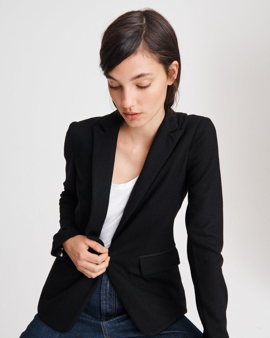 Lexington Wool Blazer