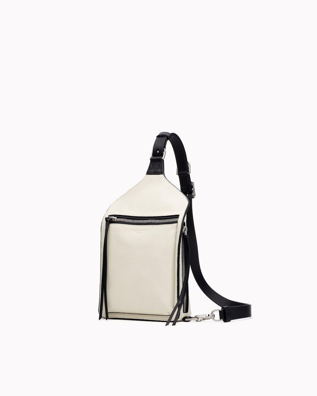 Elliot Sling Pack - Leather