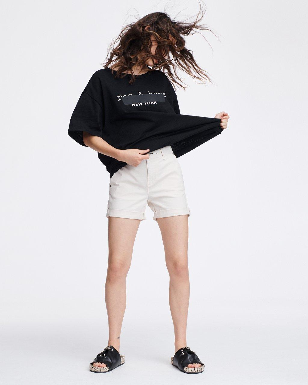 RB TAPE OVERSIZED TEE