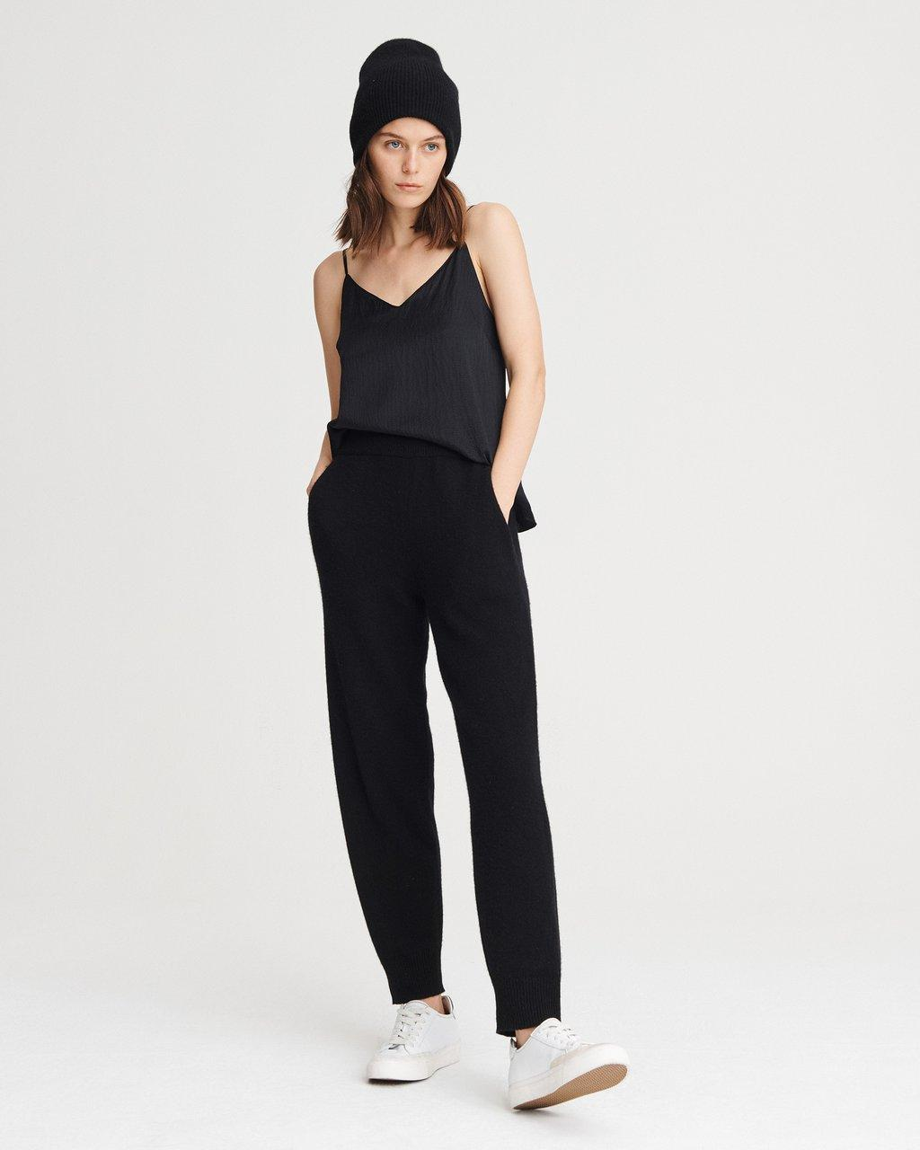 LOGAN CASHMERE PANTS