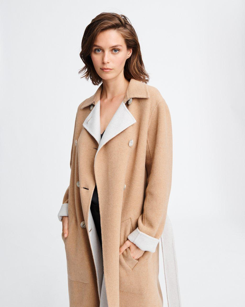 RACH REVERSIBLE COAT
