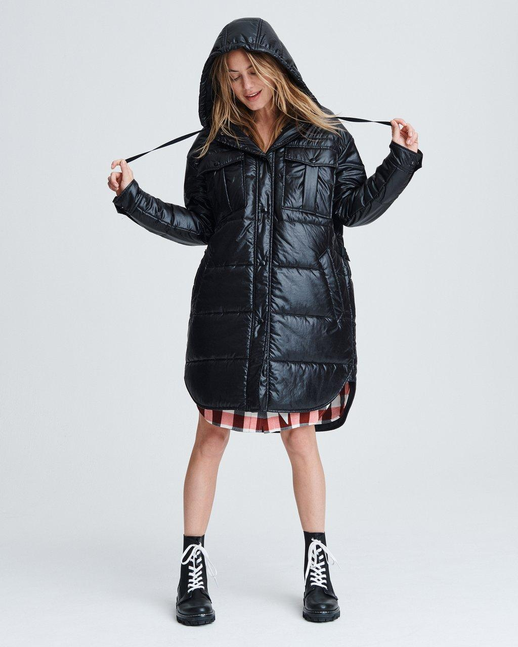BECK QUILTED COAT