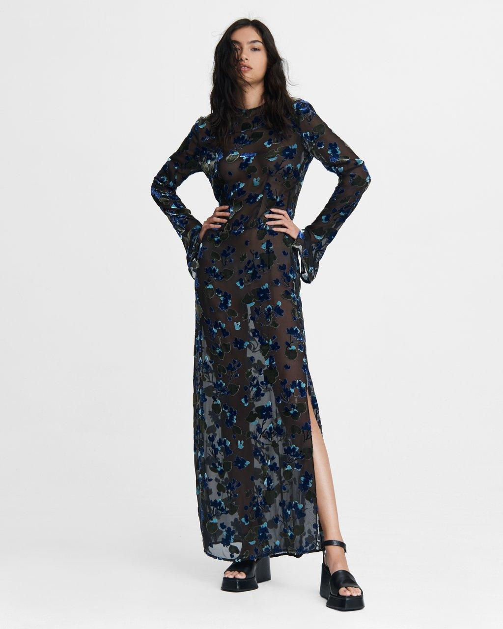 Gigi Column Maxi Dress