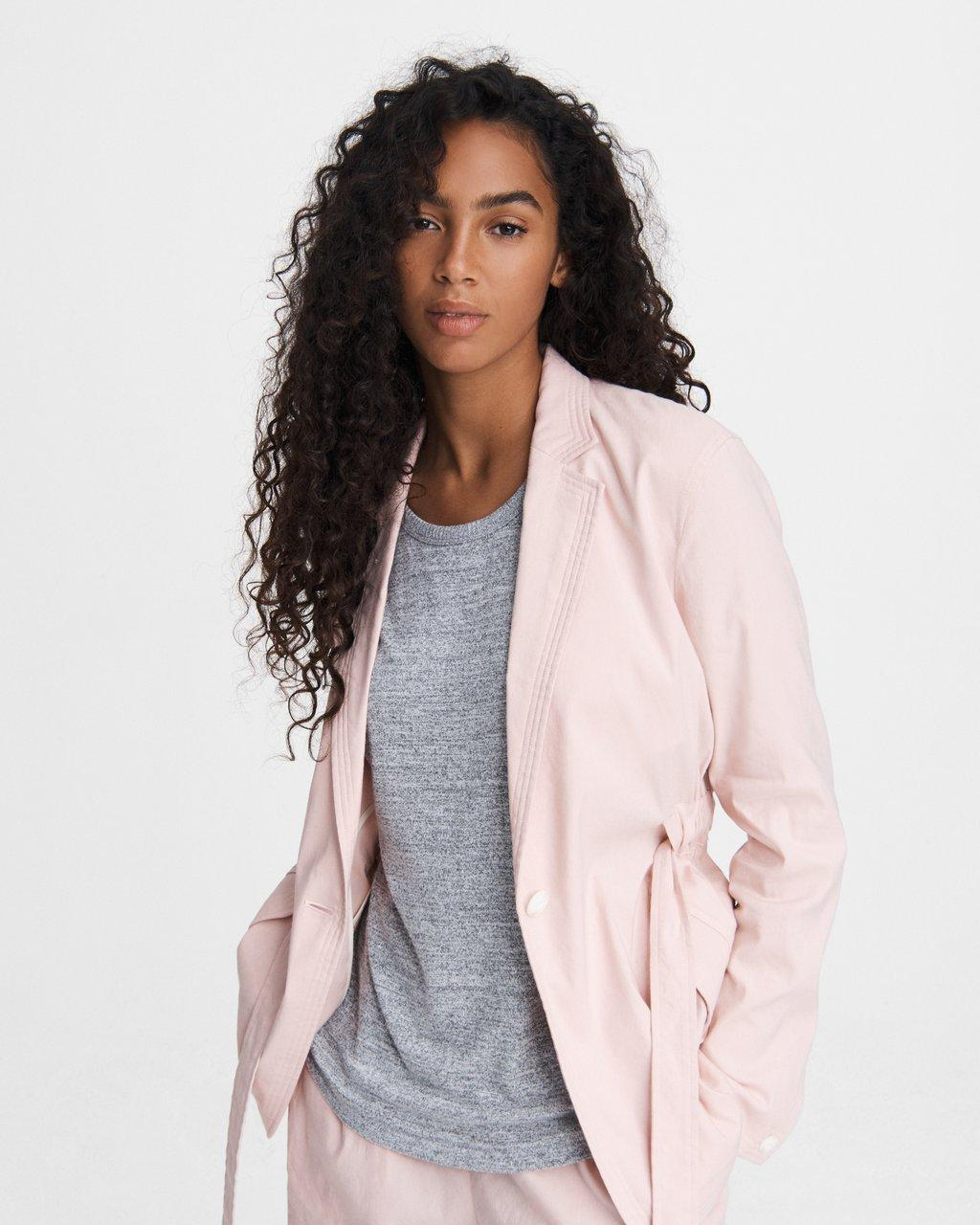Cameron Cotton Blazer