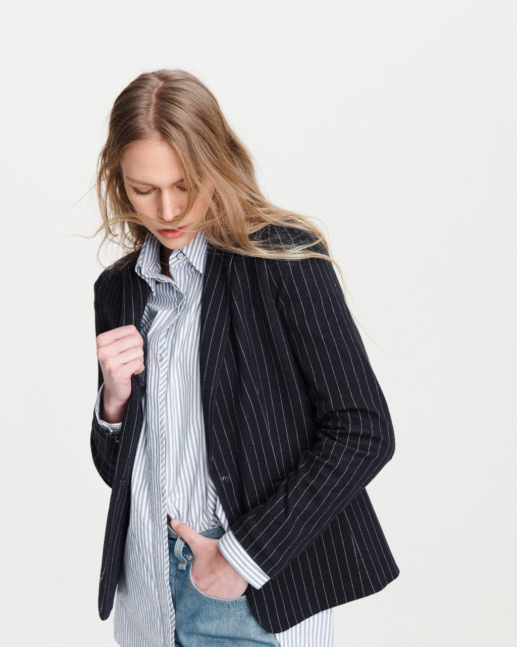 Lexington Cotton Blazer