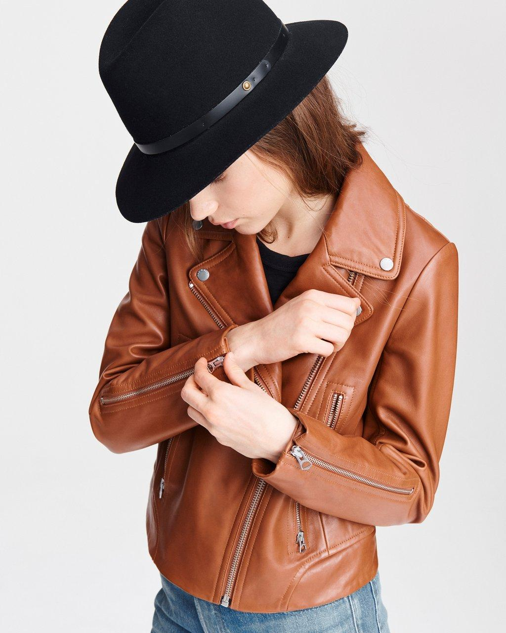 Mack Leather Jacket