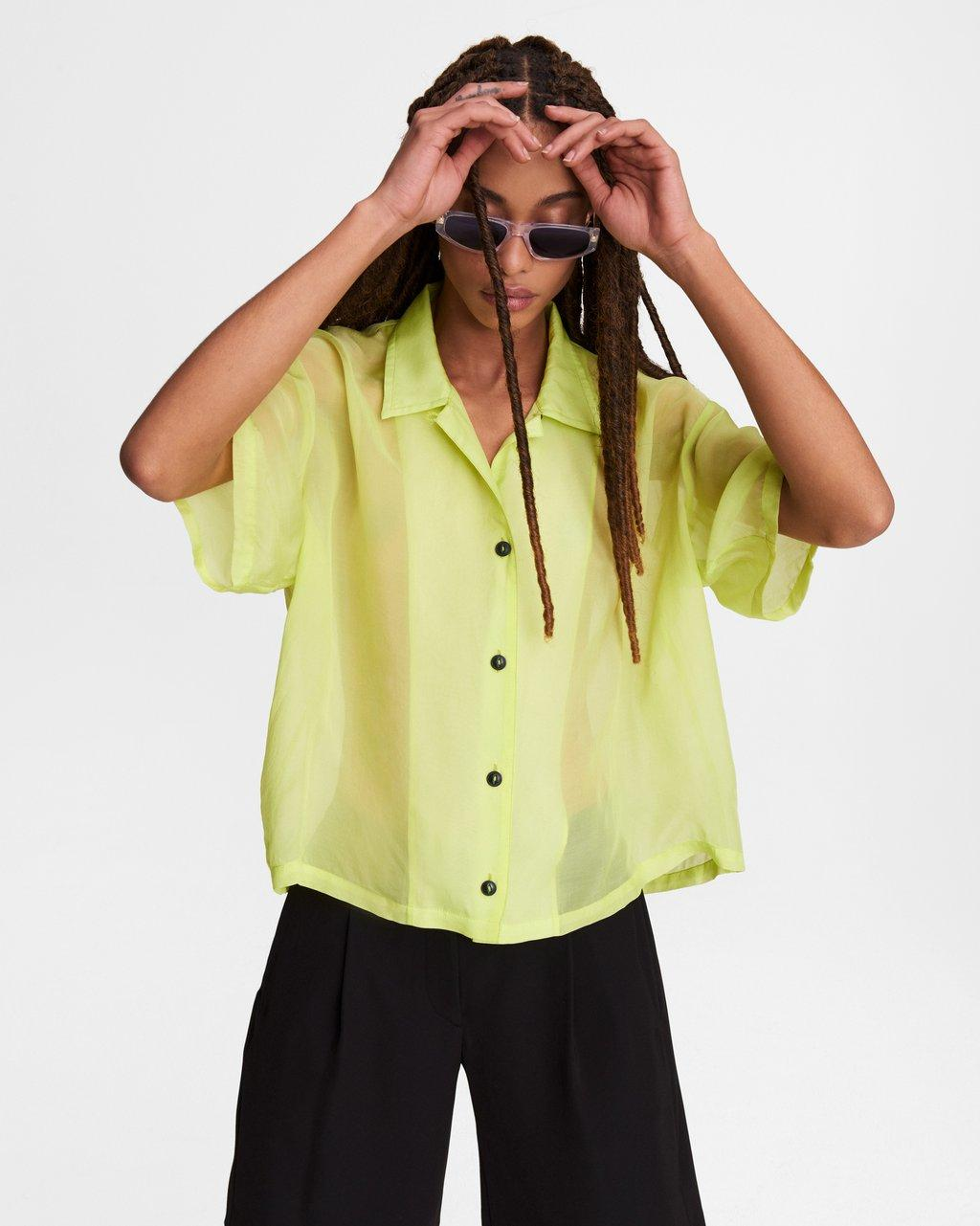 Reed Viscose Shirt