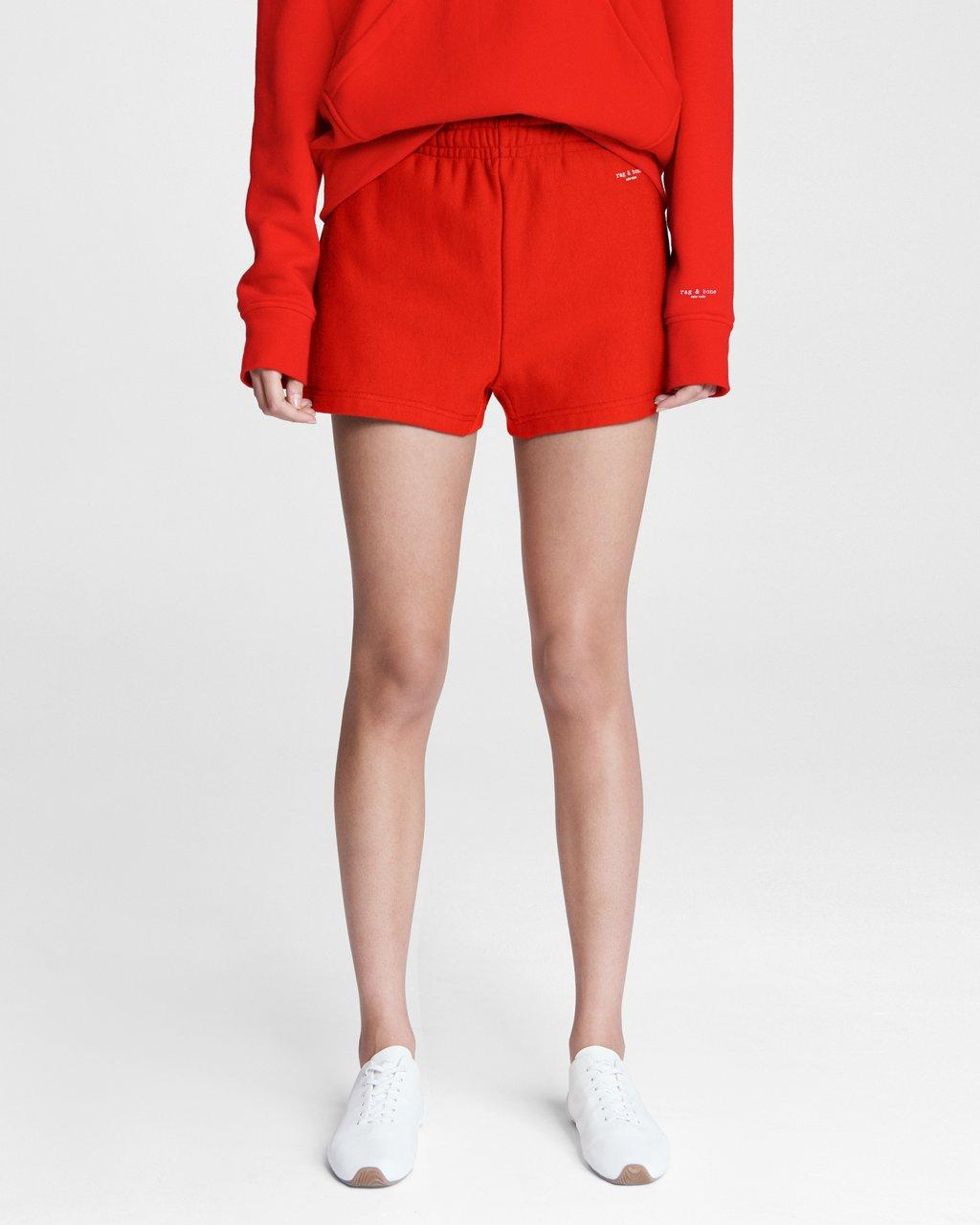City Mini Terry Sweatshort