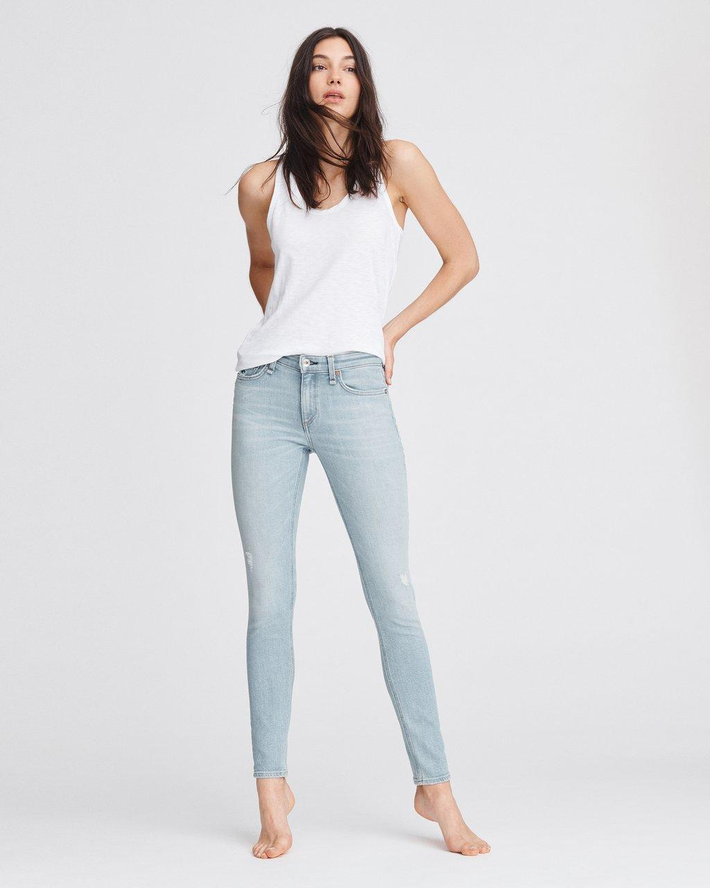 CATE MID-RISE SKINNY