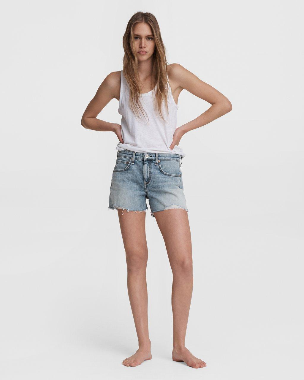 Dre Low-Rise Short - Stella
