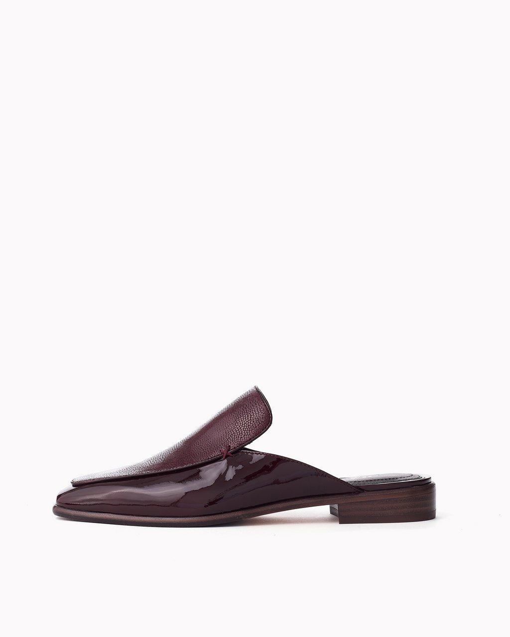 ASLEN LOAFER MULE