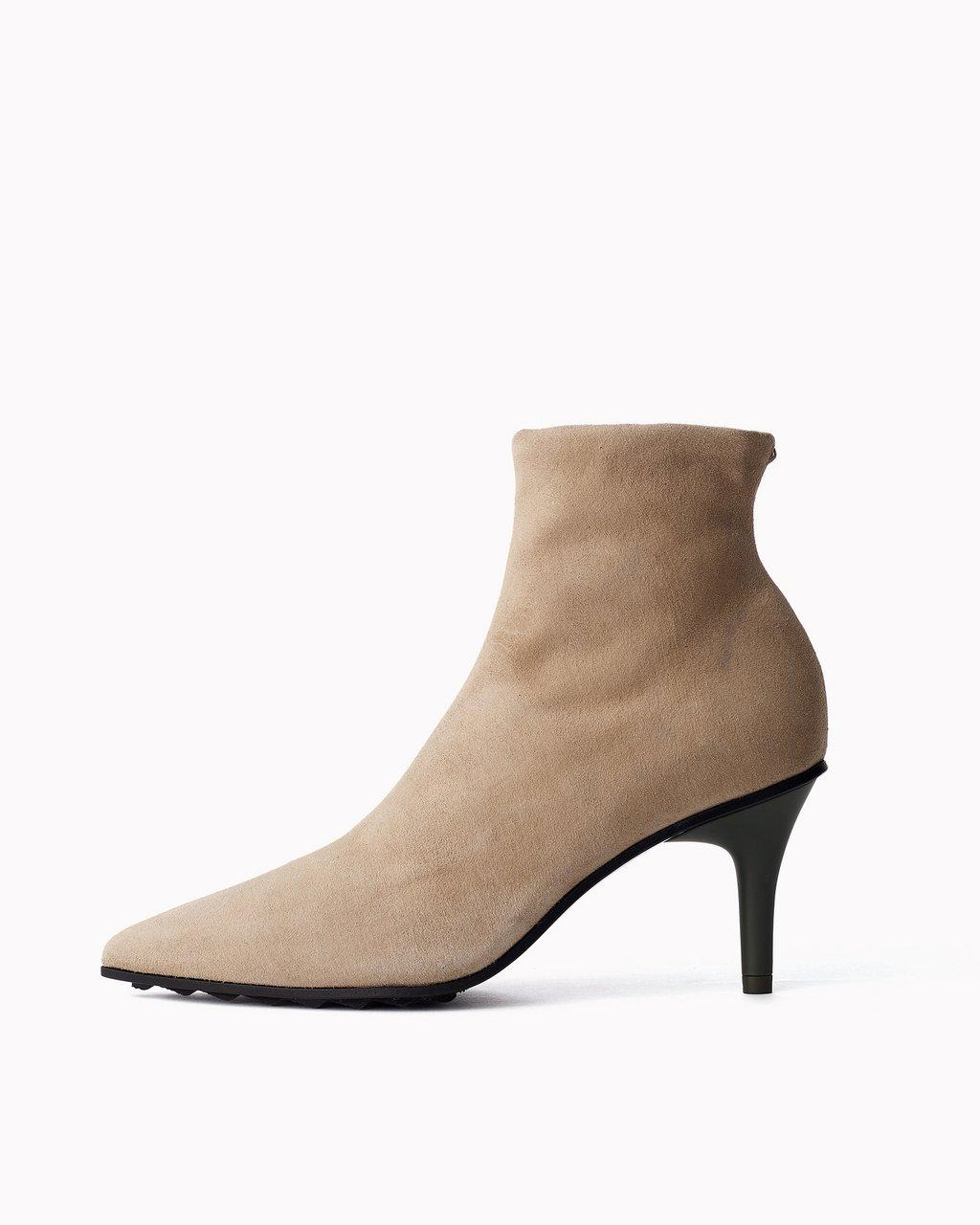 BEHA STRETCH BOOT - suede