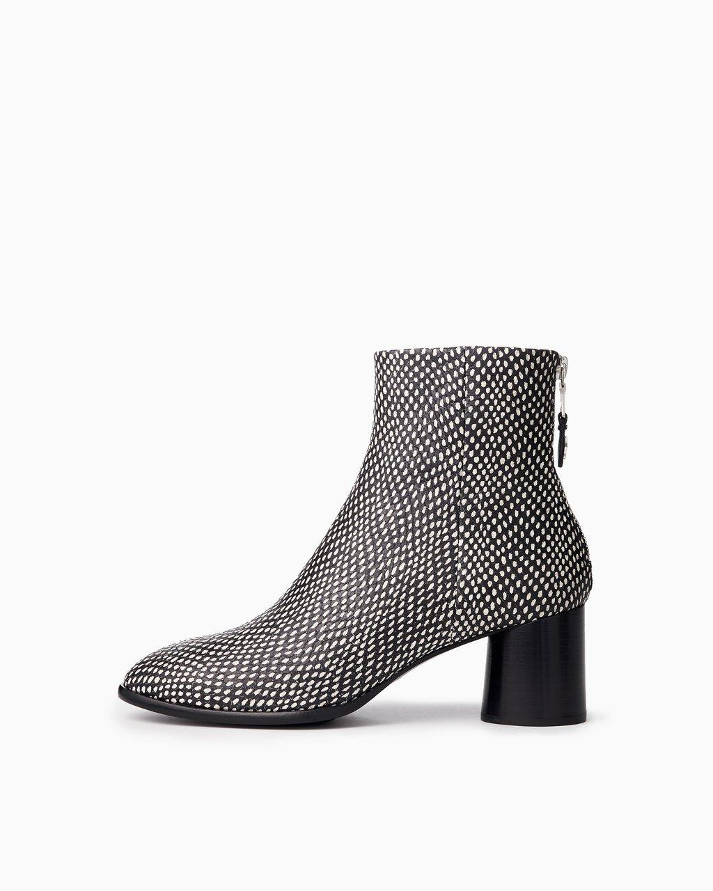 Fleur Boot - Leather