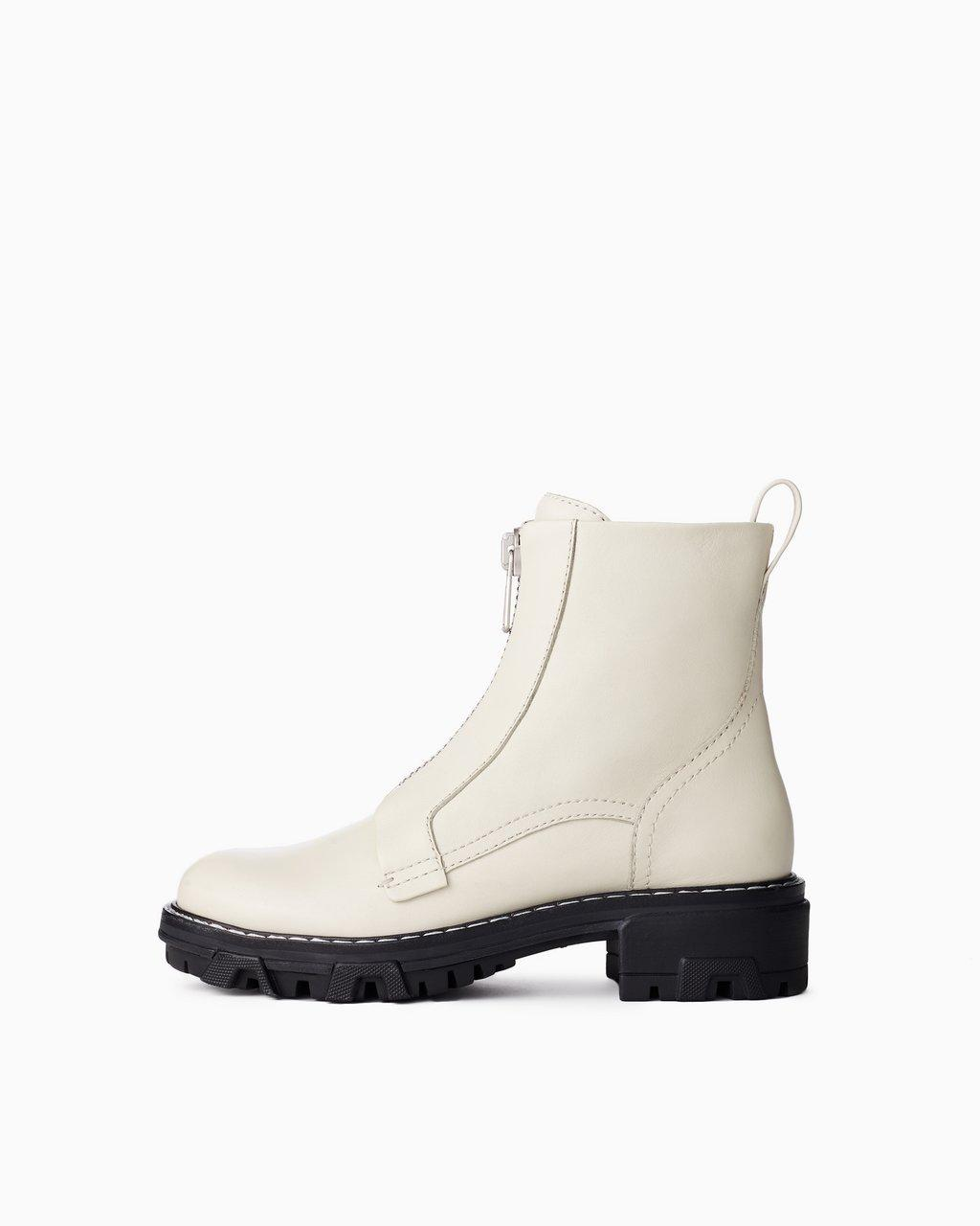 SHILOH ZIP Boot - Leather