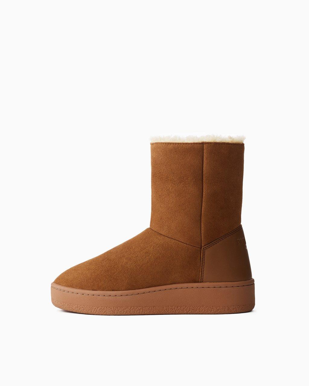Oslo Boot - Shearling