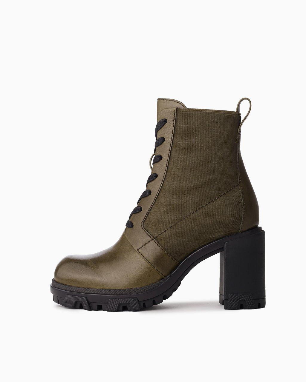 Shaye High Boot - Leather