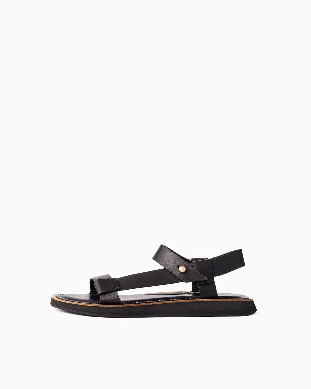 Parker Sandal - Leather