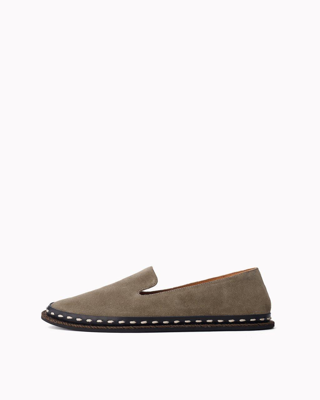 Cairo Loafer - Suede