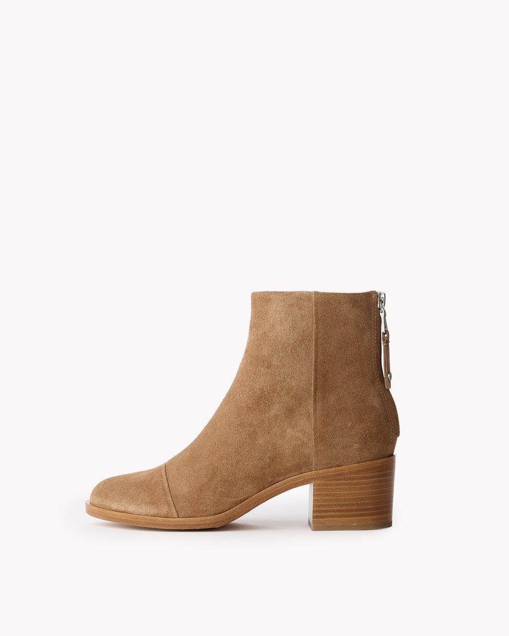 ASHBY BOOT - Suede