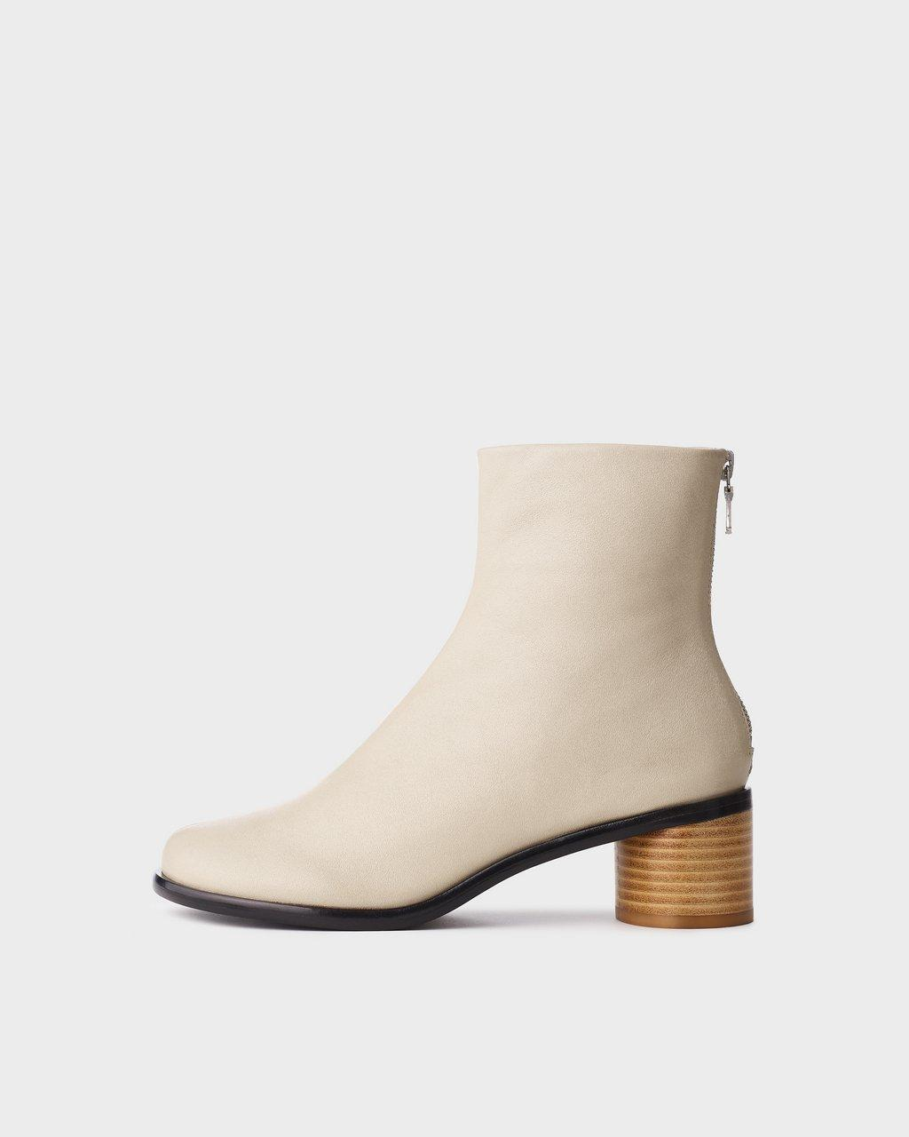 Ansley Mid Boot - Leather