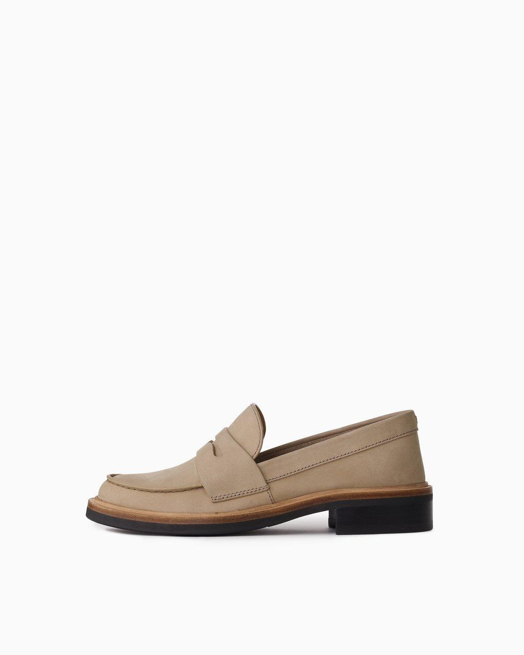 Slayton Loafer - Nubuck