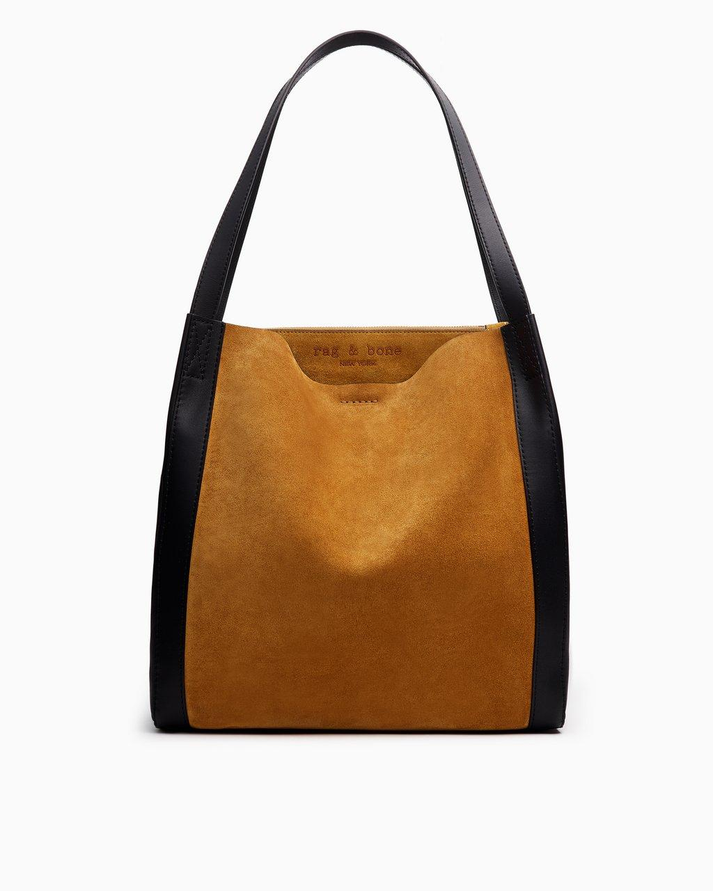 Passenger Tote - Suede