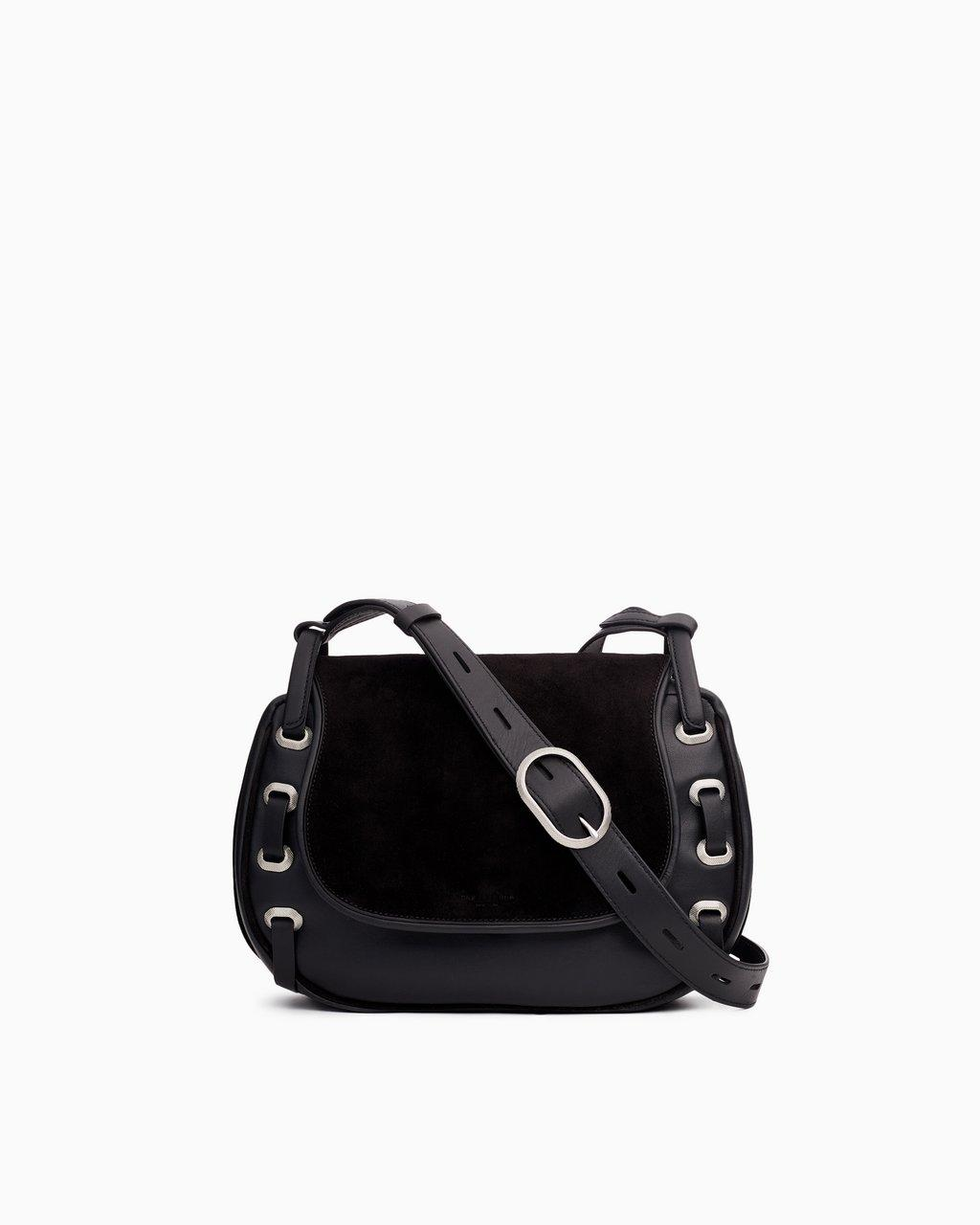 Legend Saddle Bag - Leather