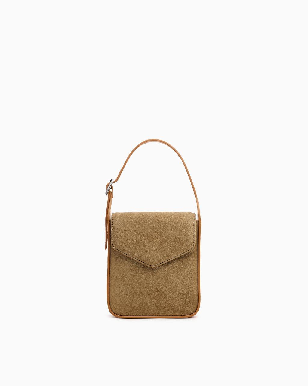 Journee Crossbody - Leather