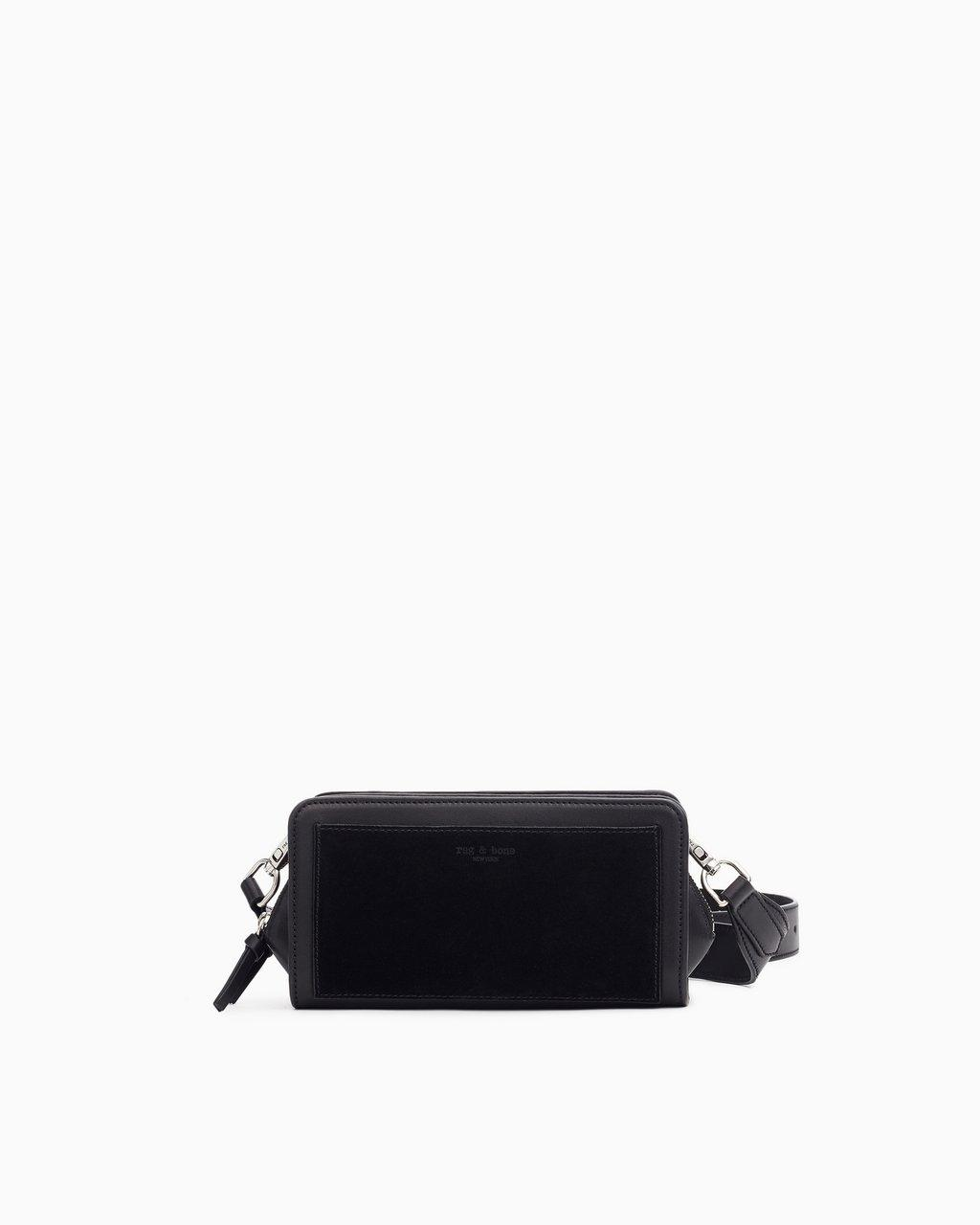 Capture Crossbody - Leather