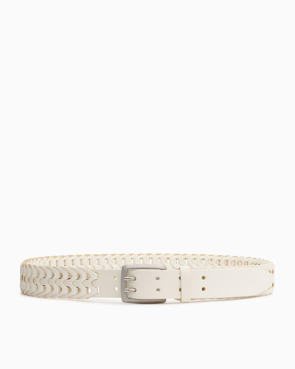 Woven South Dress Belt