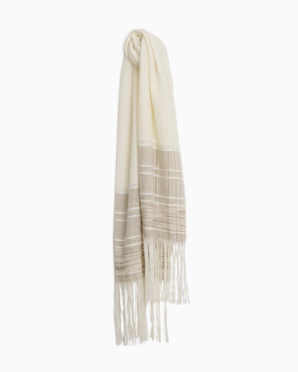 Kara Playa Linen Cotton Scarf