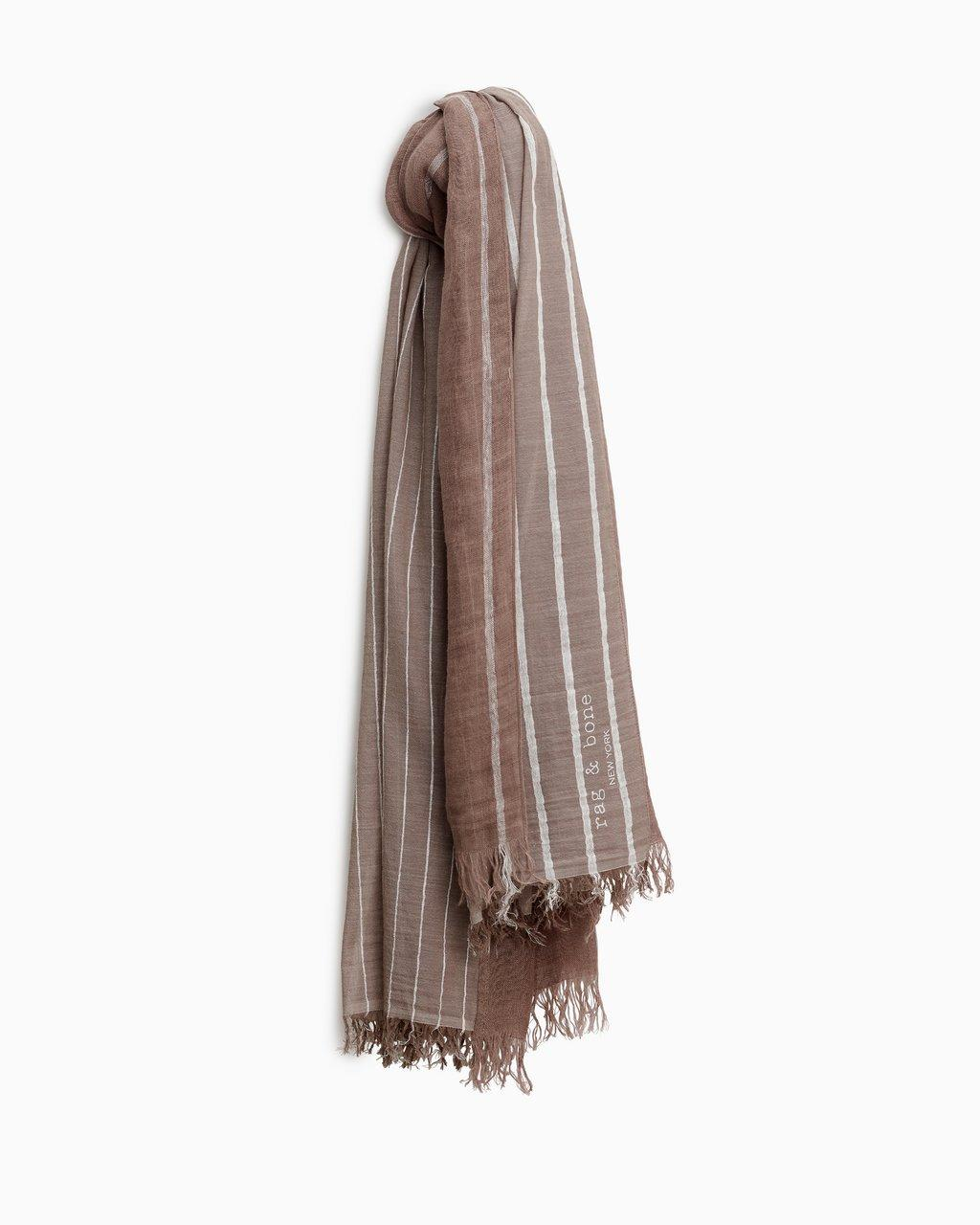 Farrah Cotton Linen Scarf
