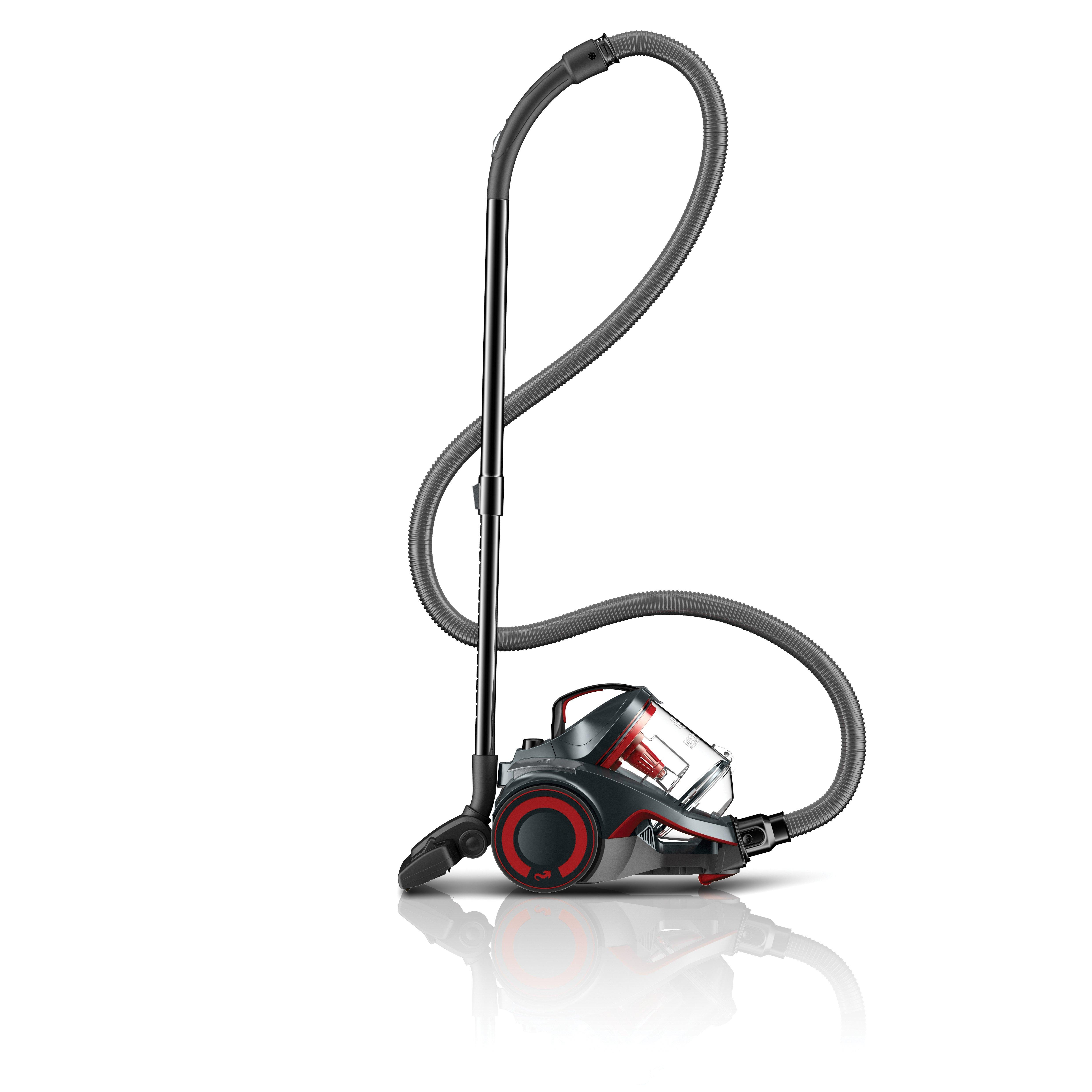 Dirt Devil SD40050 Dash Bagless Canister - Corded