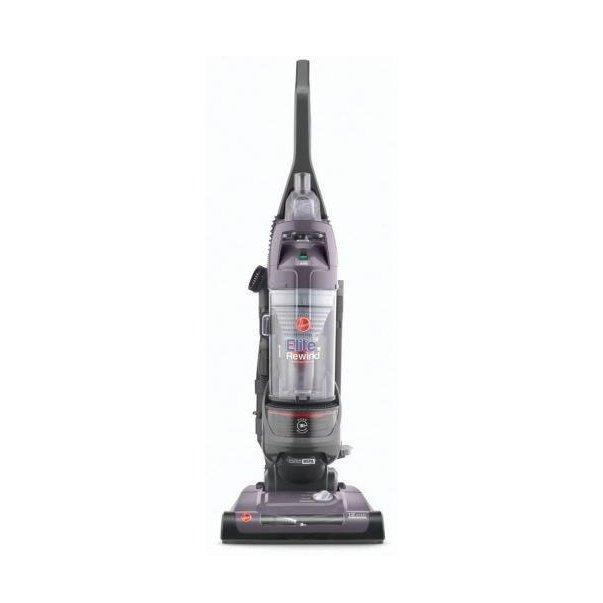 Hoover Elite Rewind Bagless Upright Vacuum Cleaner