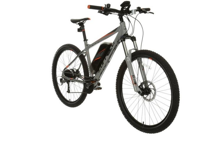 Carrera Vulcan 650b Electric Mountain Bike 2017