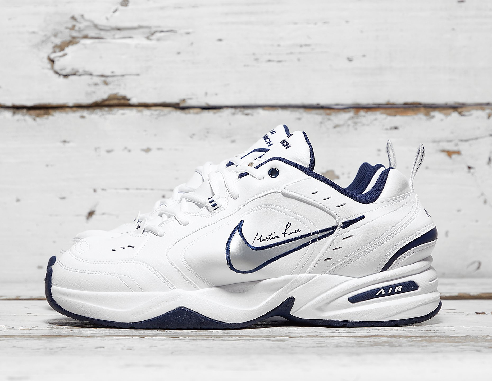 Nike x Martine Rose Air Monarch IV