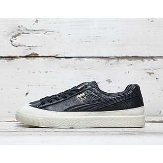 PUMA Clyde Rubbertoe Leather 07e8af7041