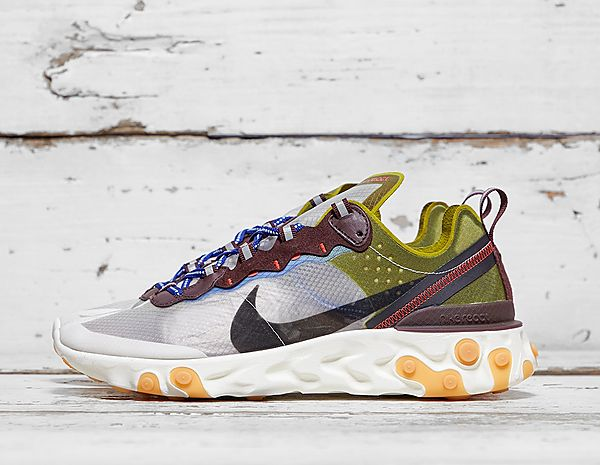 quality design 5f312 66950 Nike Element React 87