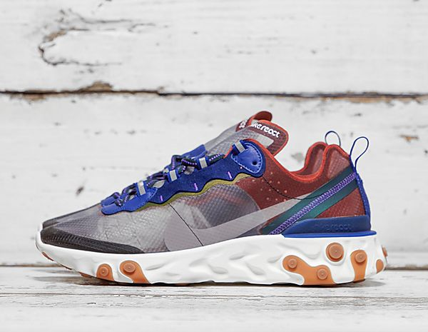 quality design 79411 abce2 Nike Element React 87