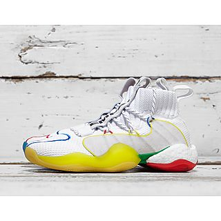 on sale 88071 9a58b adidas x Pharrell Williams Crazy BYW LVL X