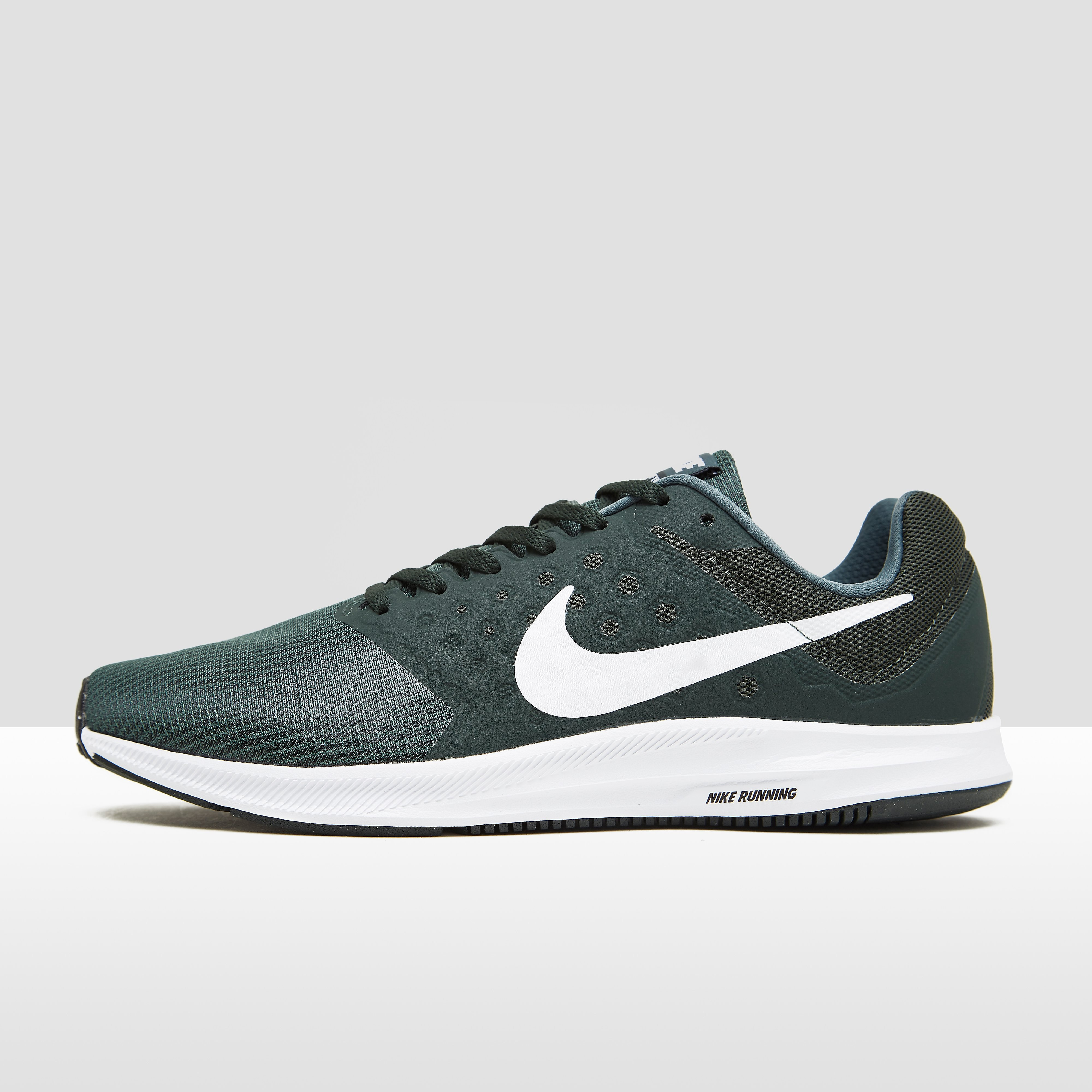 NIKE DOWNSHIFTER 7 SNEAKERS GROEN HEREN