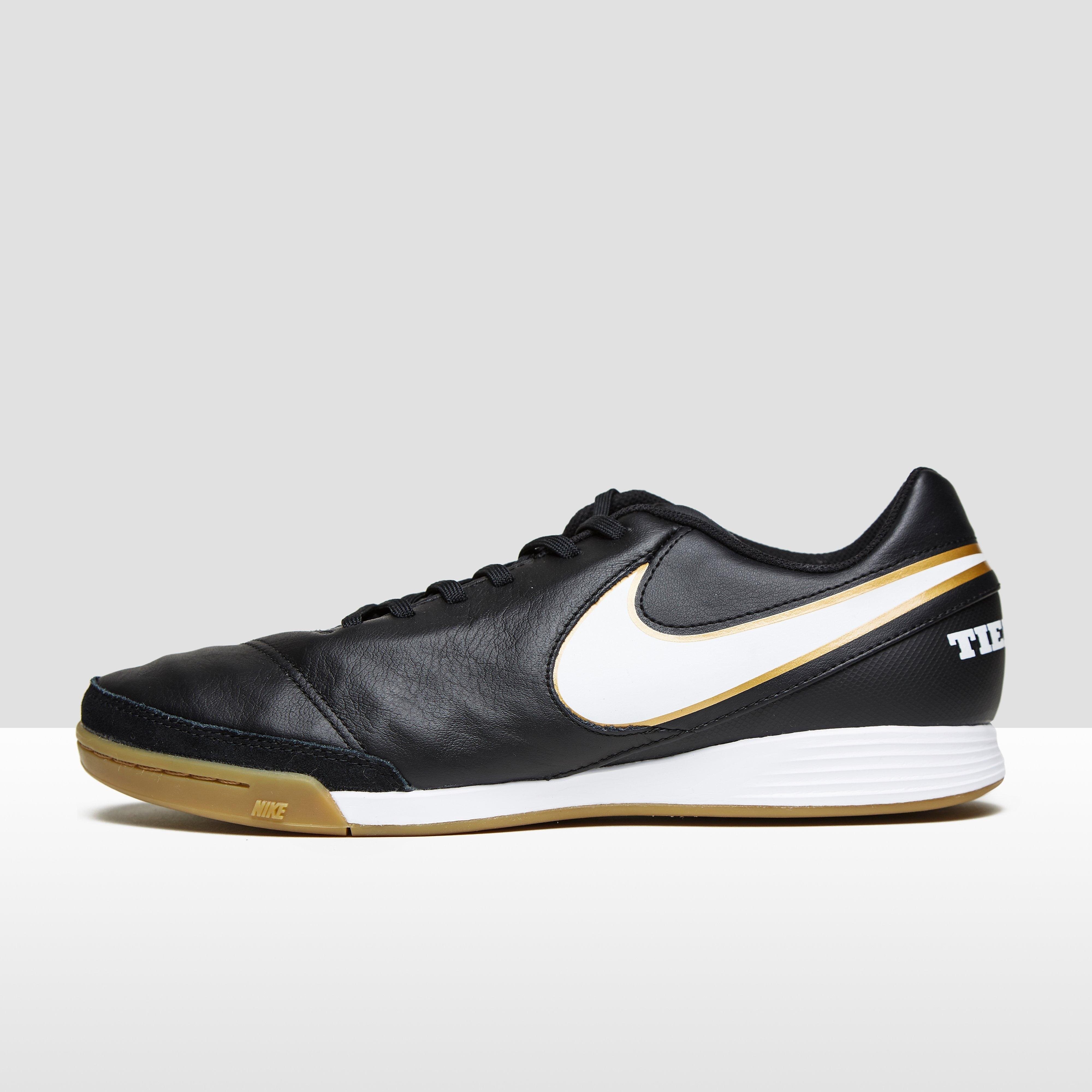 NIKE TIEMPO GENIO II LEATHER IC VOETBALSCHOENEN HEREN